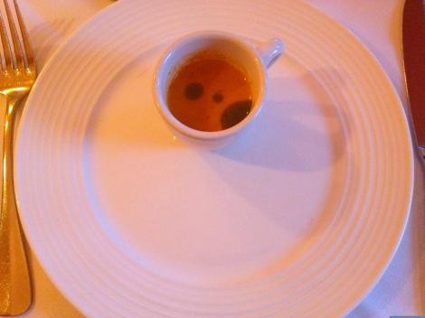 chapeau tomato soup